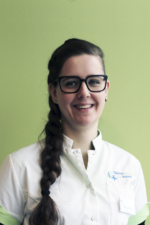 Paraveterinair Sophie Lubbers dierenarts